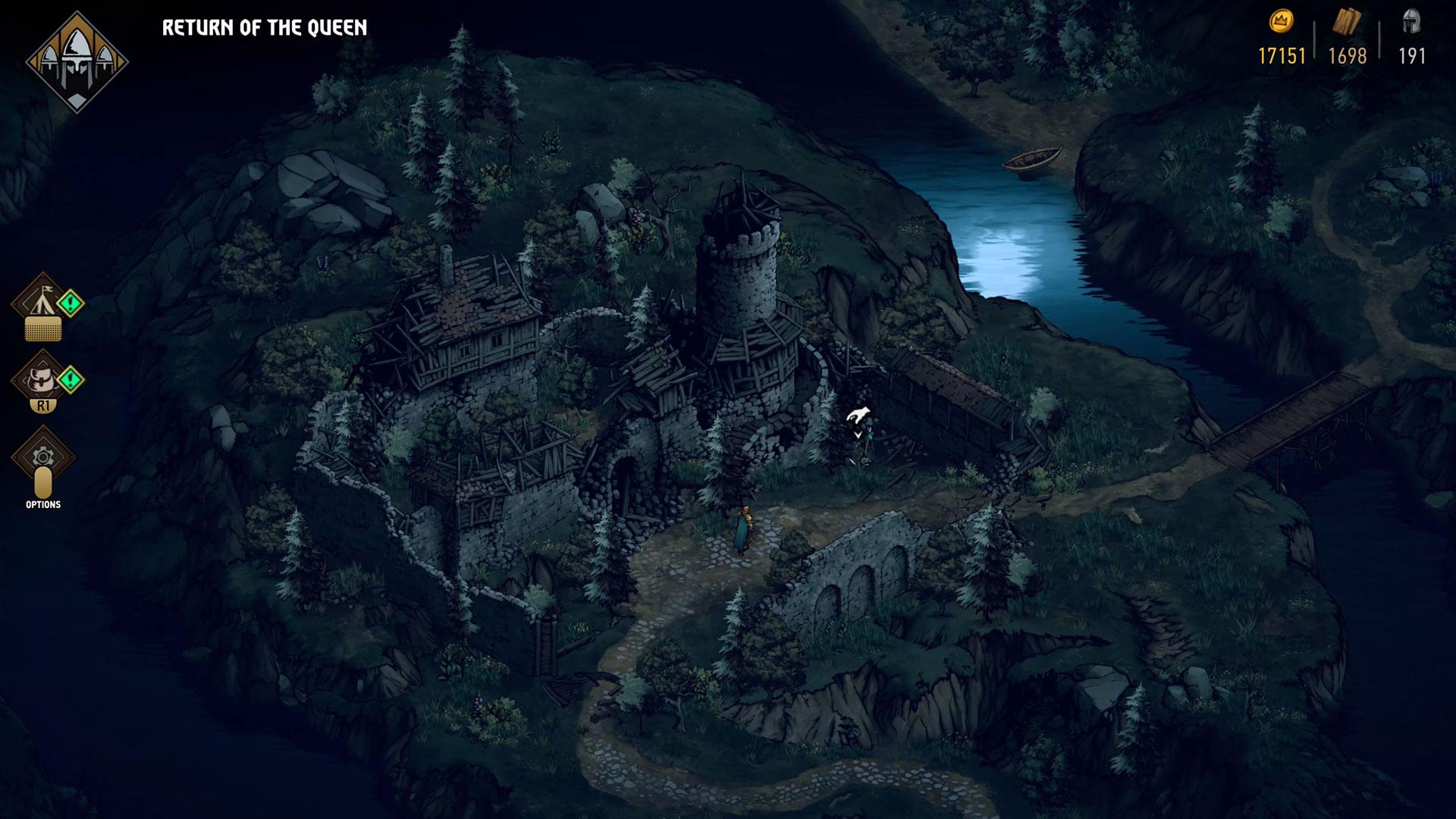 Скриншот №4 к Кровная вражда Ведьмак. Истории