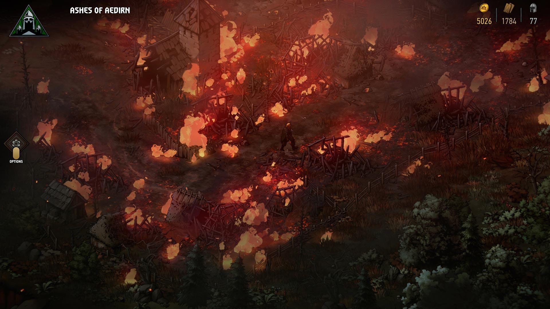 Скриншот №5 к Кровная вражда Ведьмак. Истории