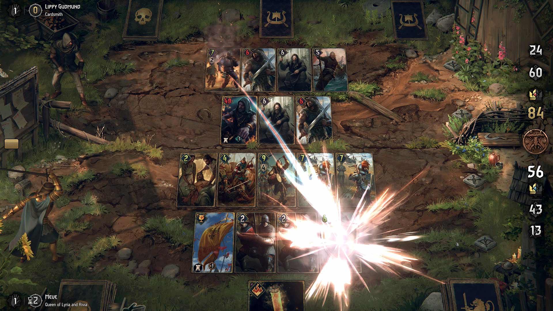 Скриншот №3 к Кровная вражда Ведьмак. Истории
