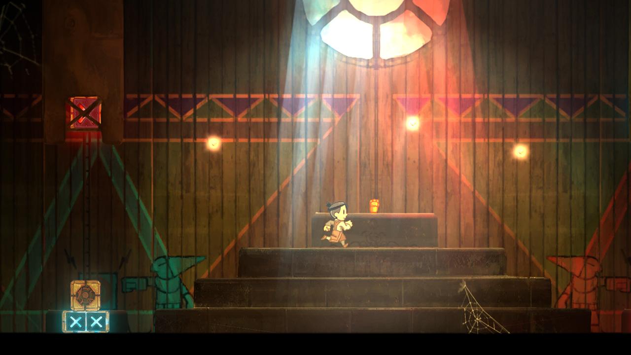 Скриншот №3 к Teslagrad