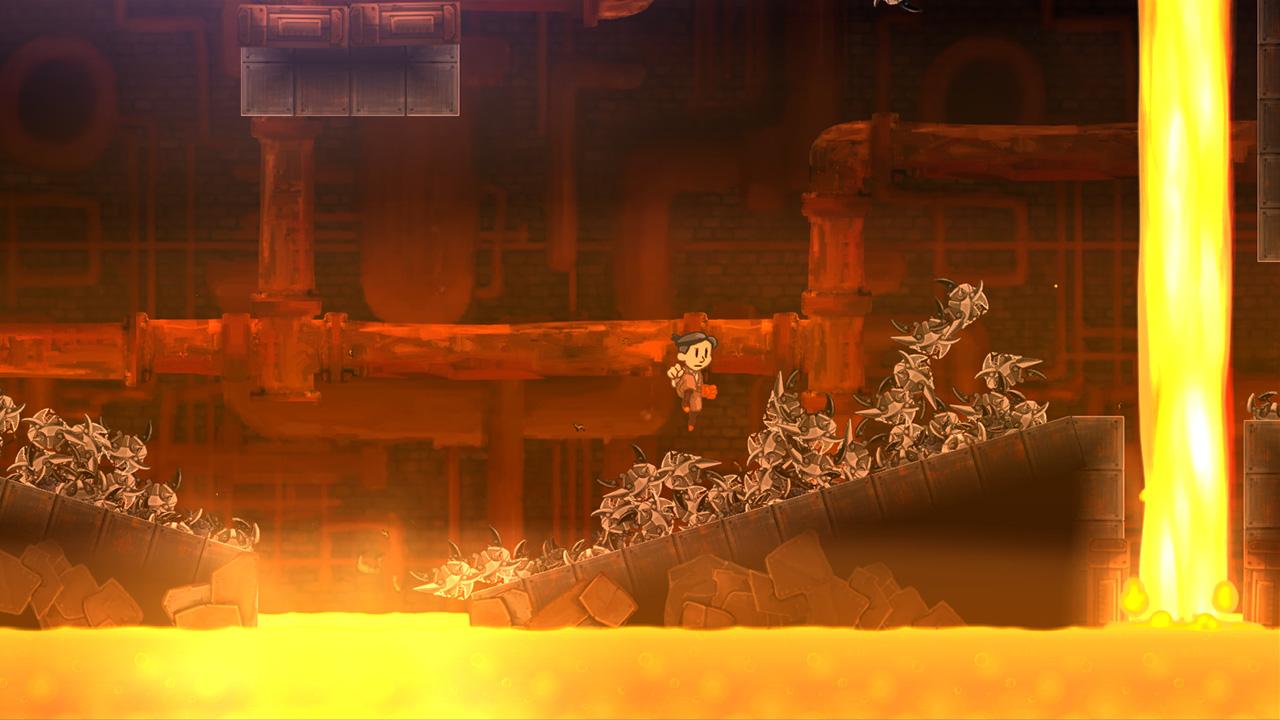 Скриншот №4 к Teslagrad