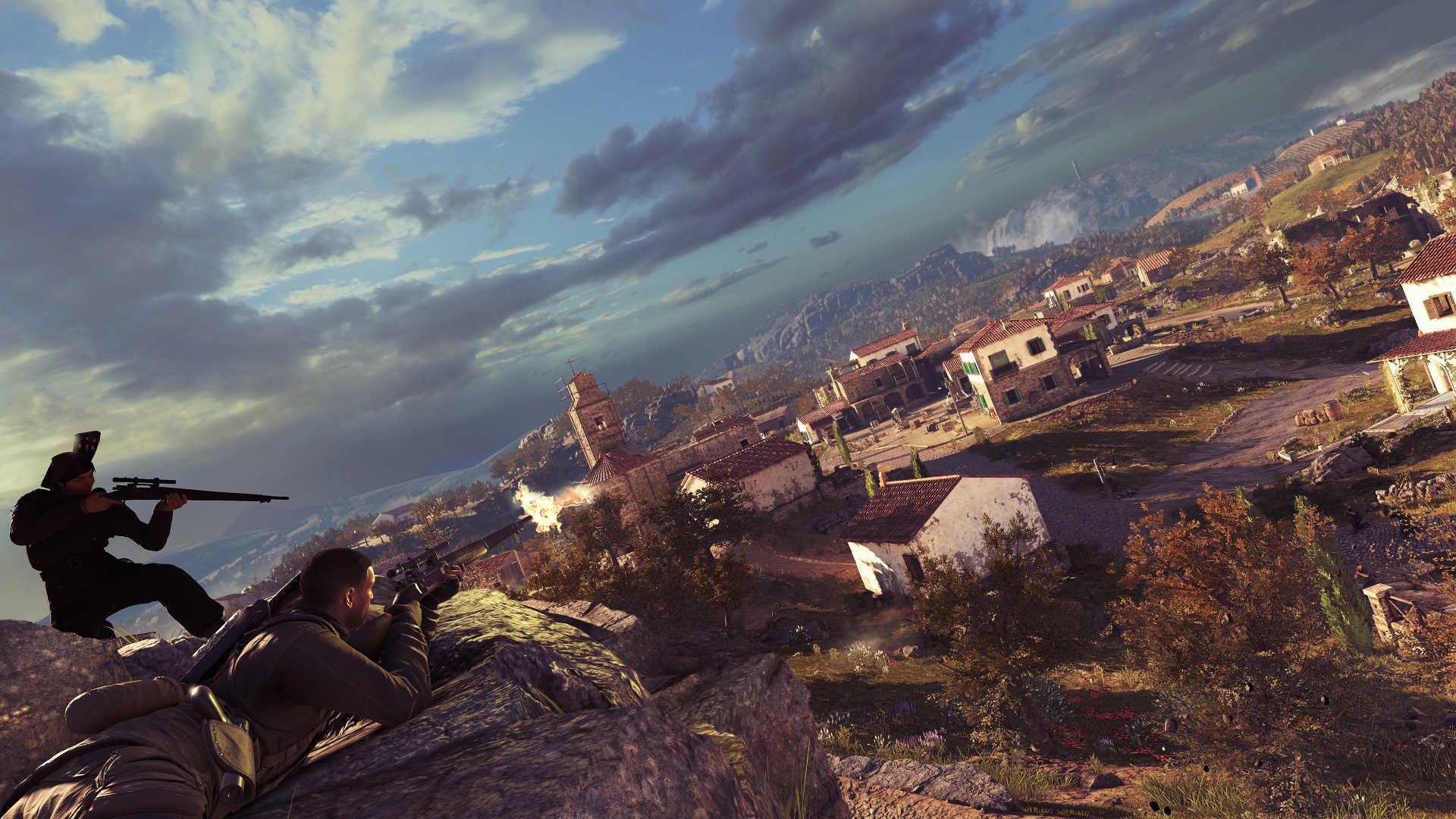 Sniper Elite 4 Digital Deluxe Edition