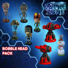 Battlezone - Bobblehead Pack