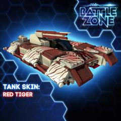 Battlezone - Red Tiger Tank Skin