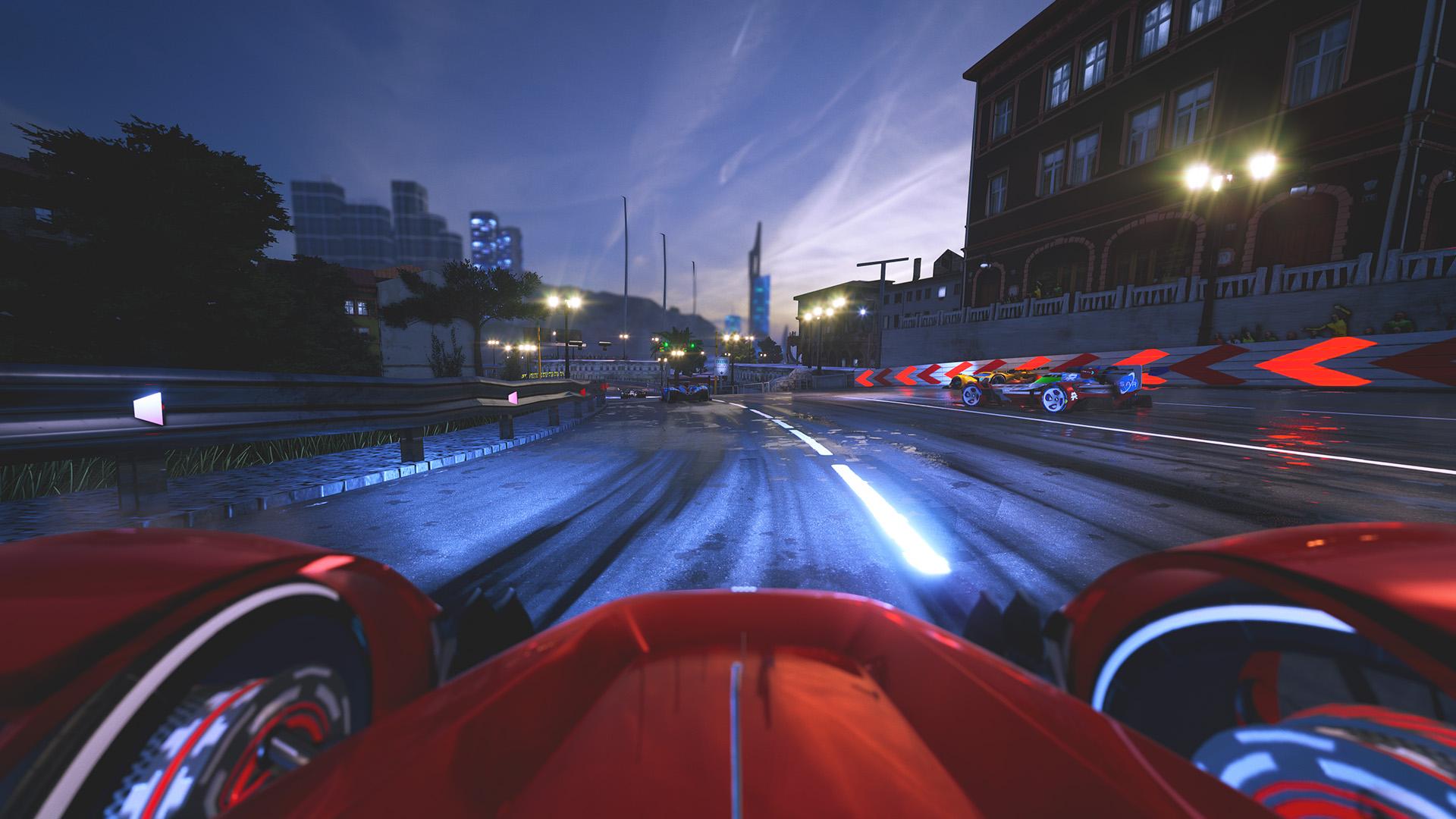 Xenon Racer скриншот 4