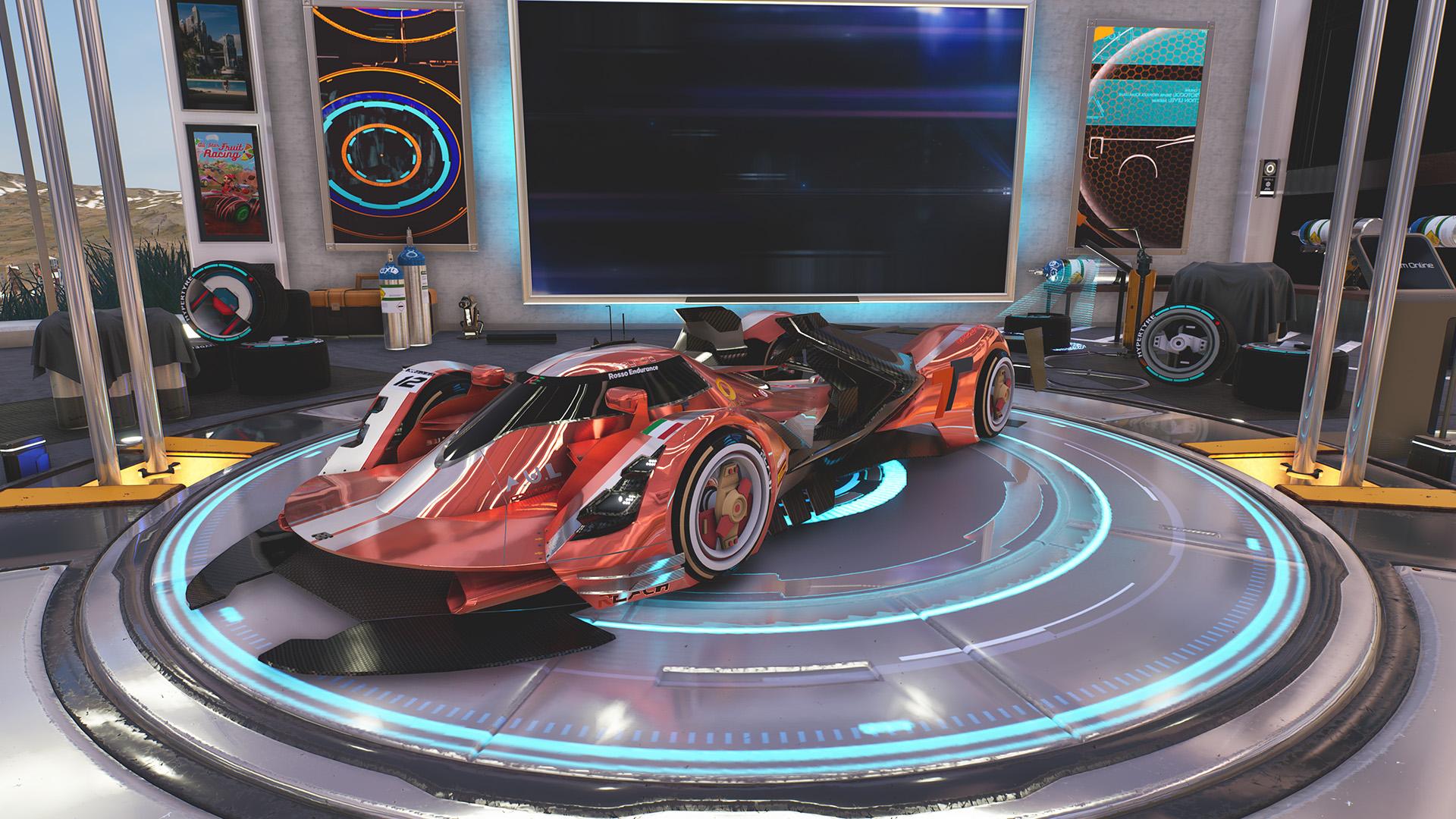 Xenon Racer скриншот 2