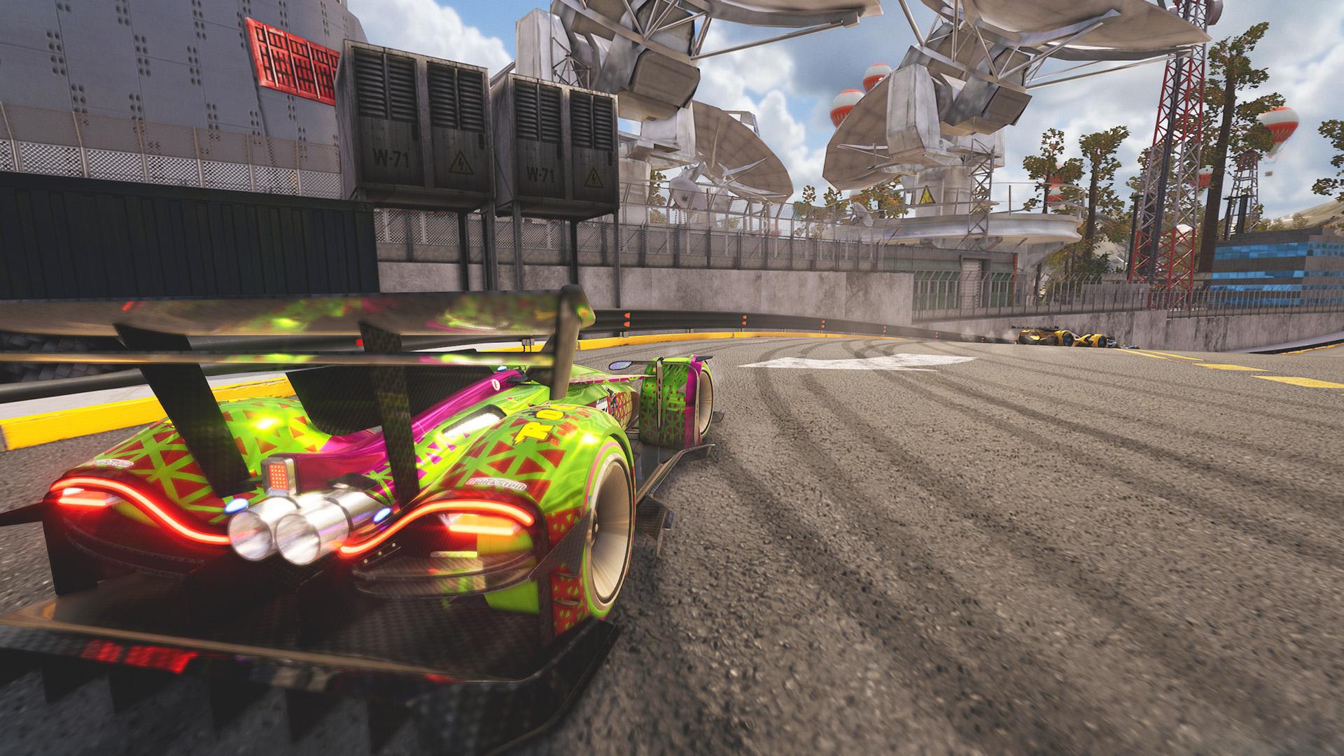 Xenon Racer скриншот 3