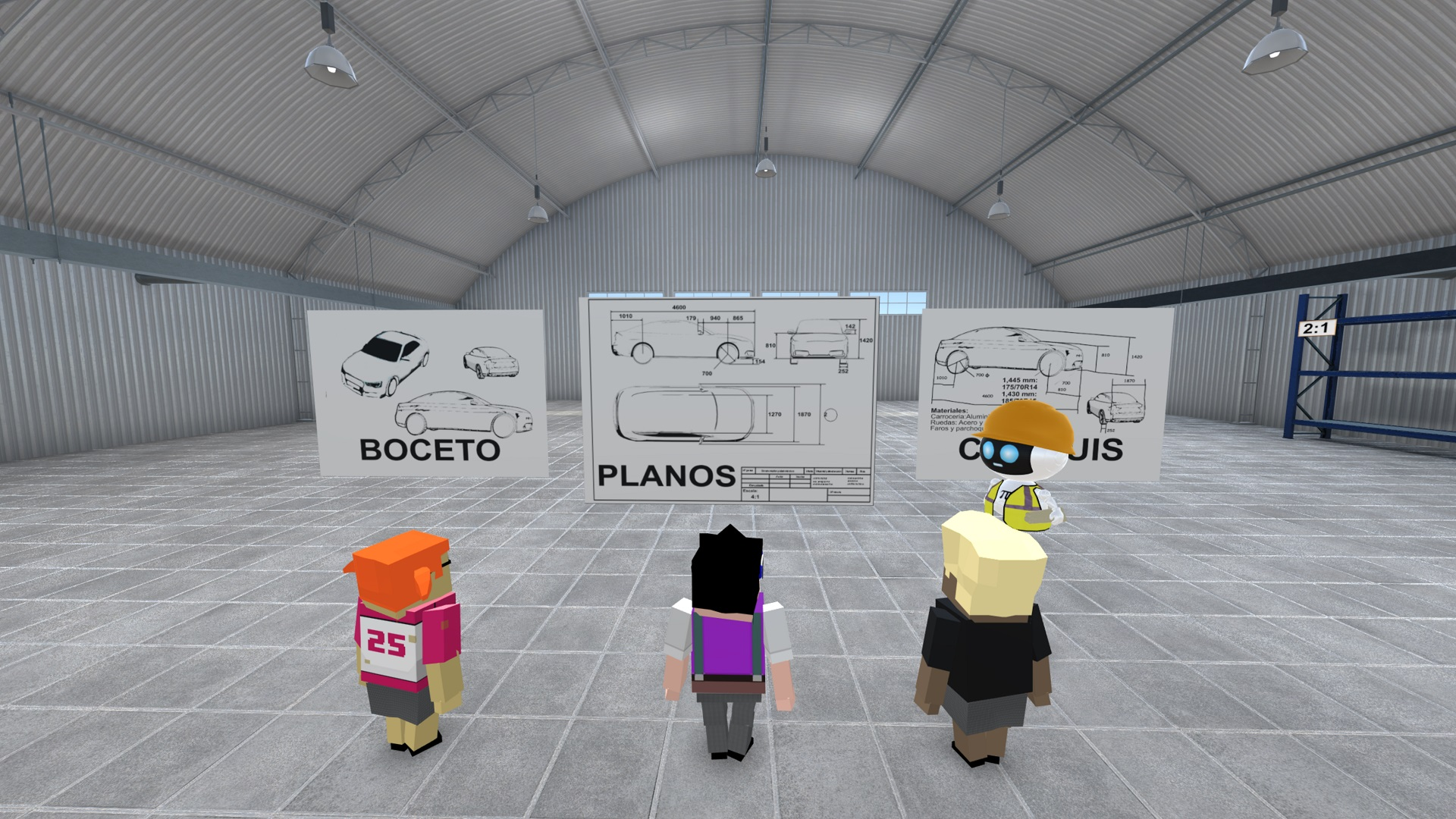 FUNDACION 3M ESPAÑA - STEM+VR