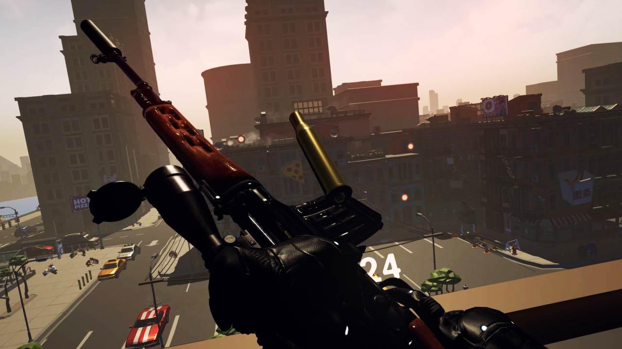 The Perfect Sniper (VR)