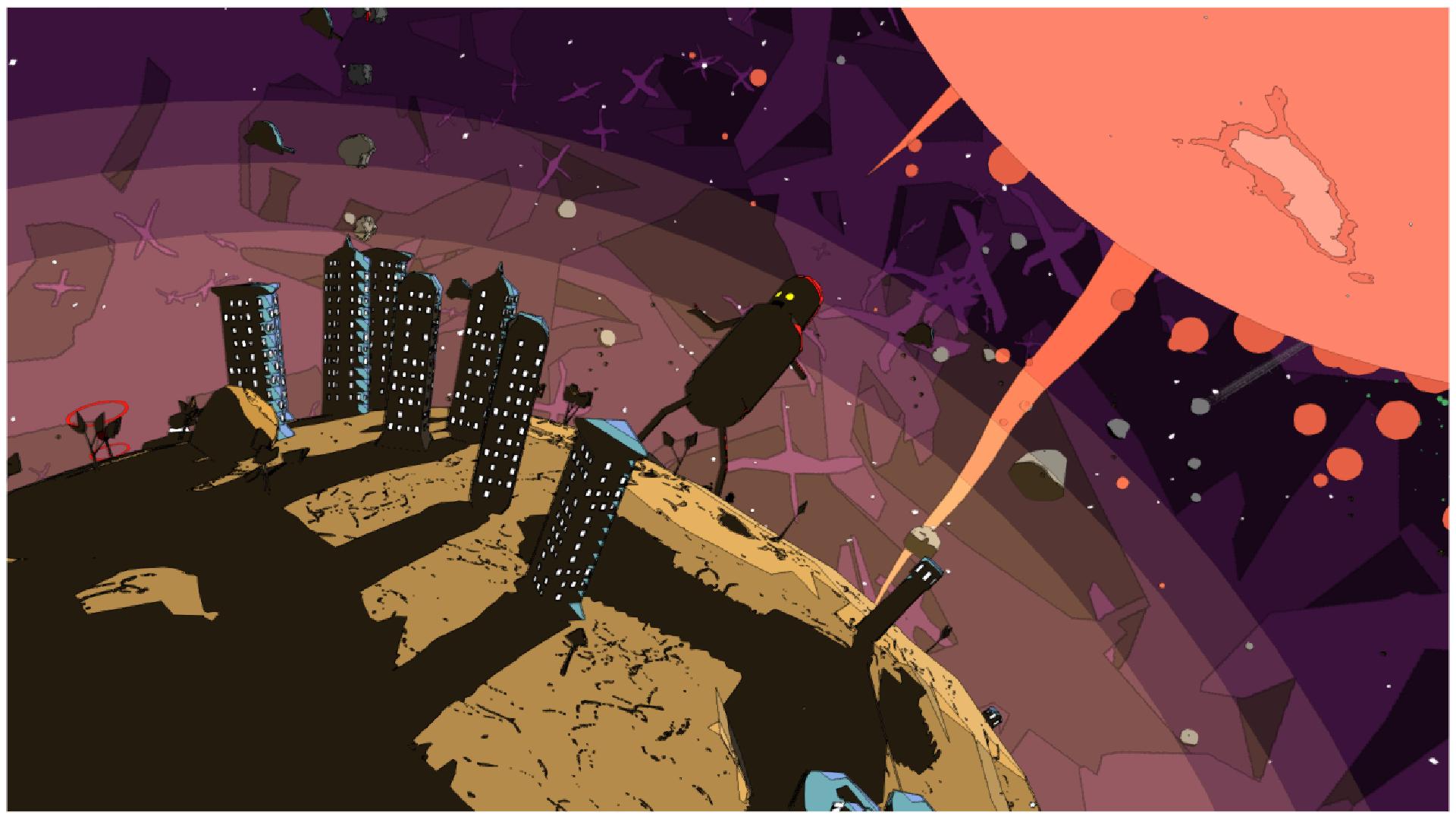 Jettomero: Hero of the Universe скриншот 3