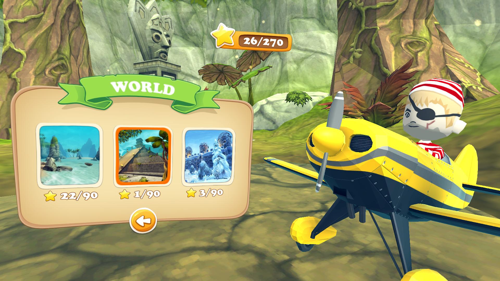 Скриншот №7 к Pirate Flight VR