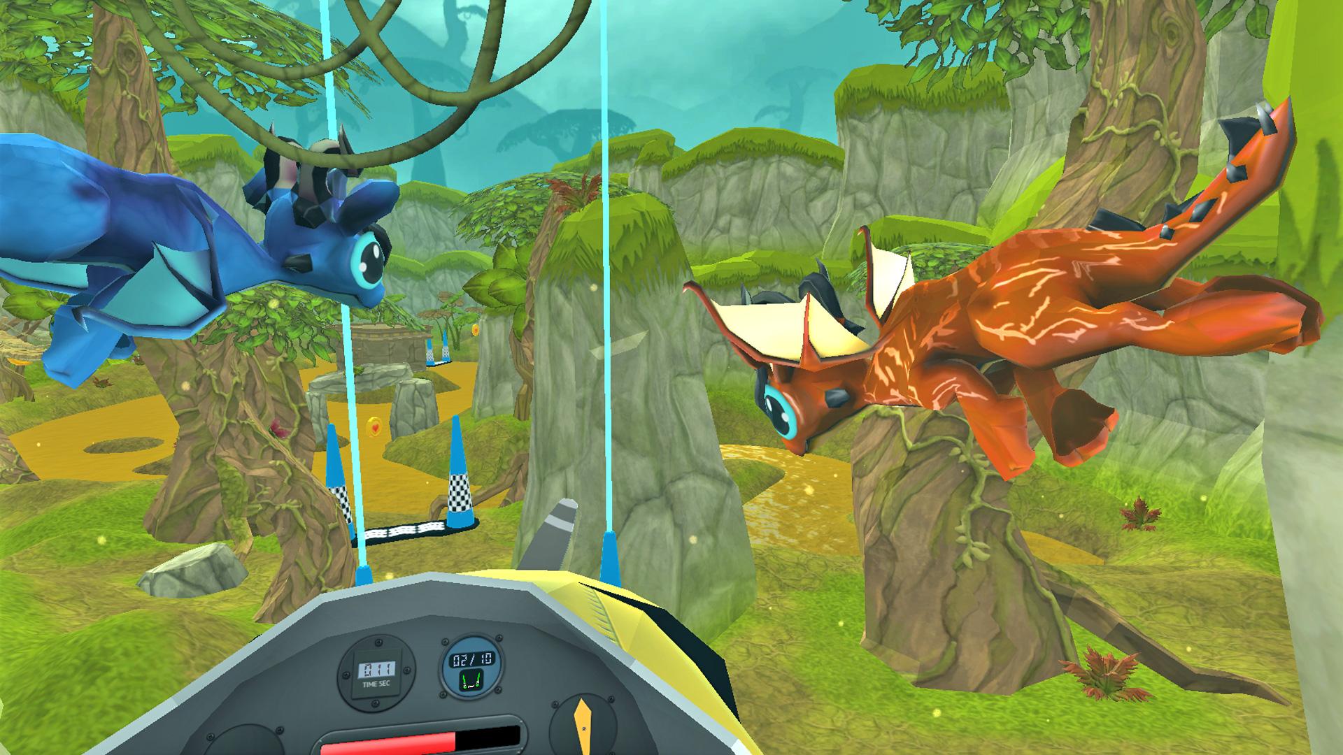 Скриншот №10 к Pirate Flight VR