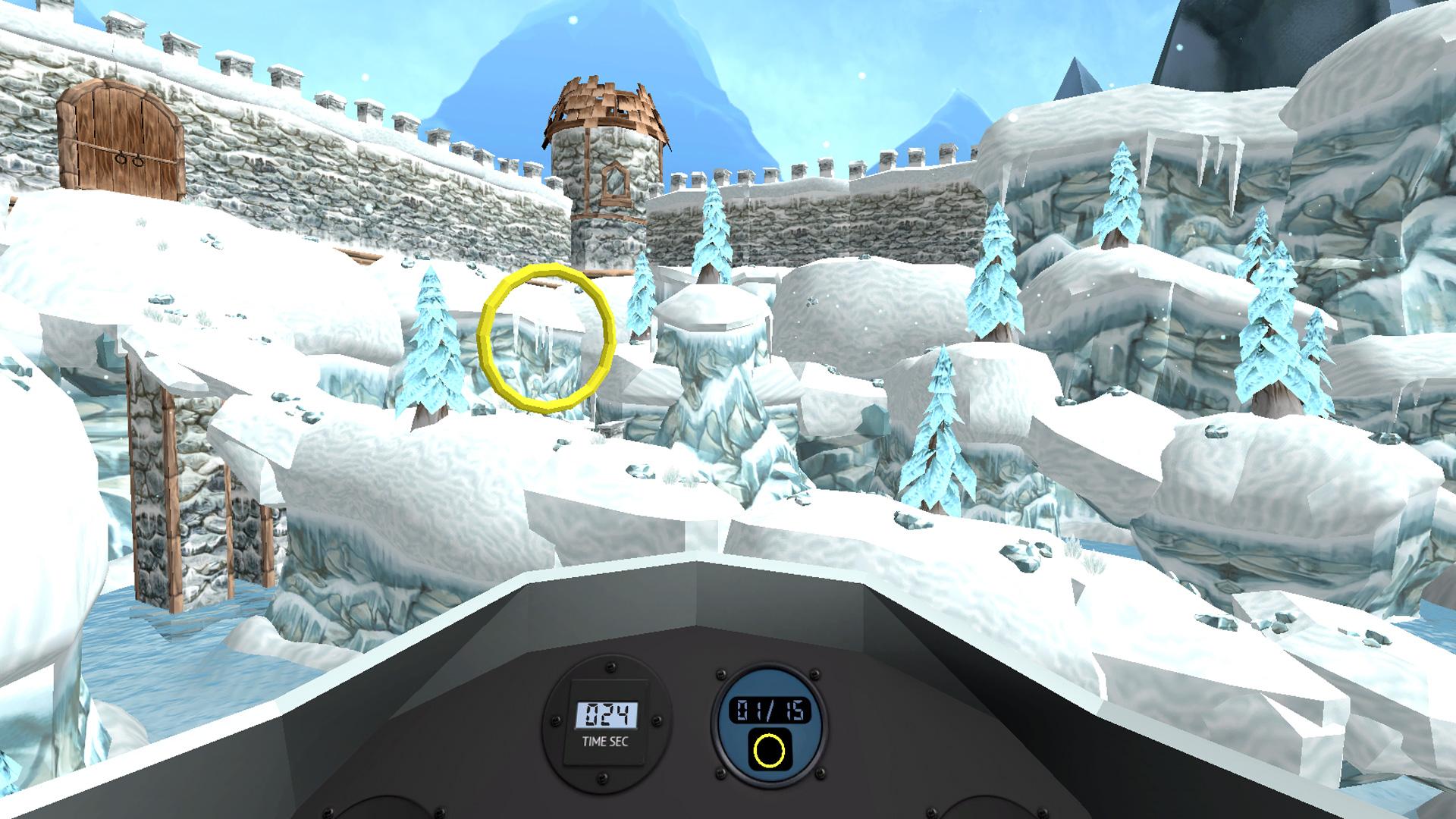 Скриншот №5 к Pirate Flight VR