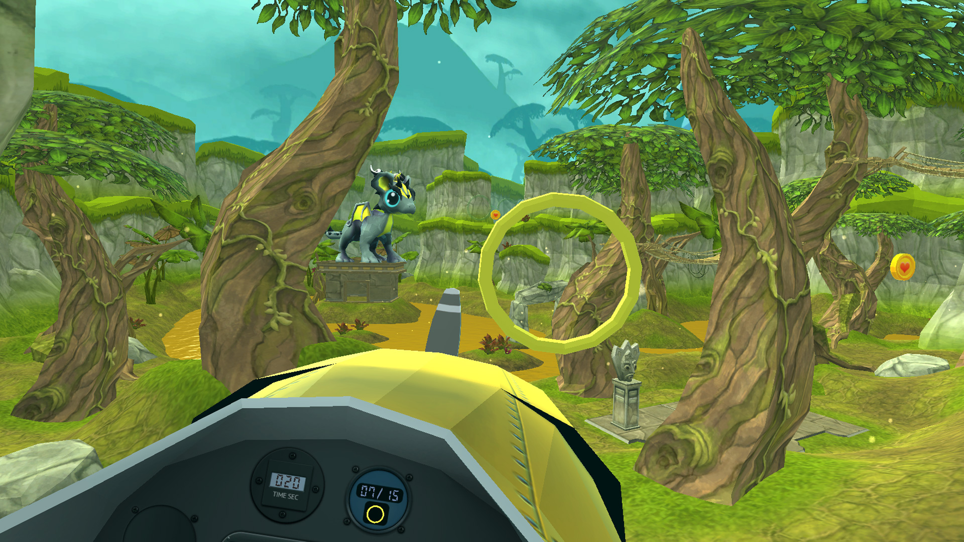 Скриншот №8 к Pirate Flight VR