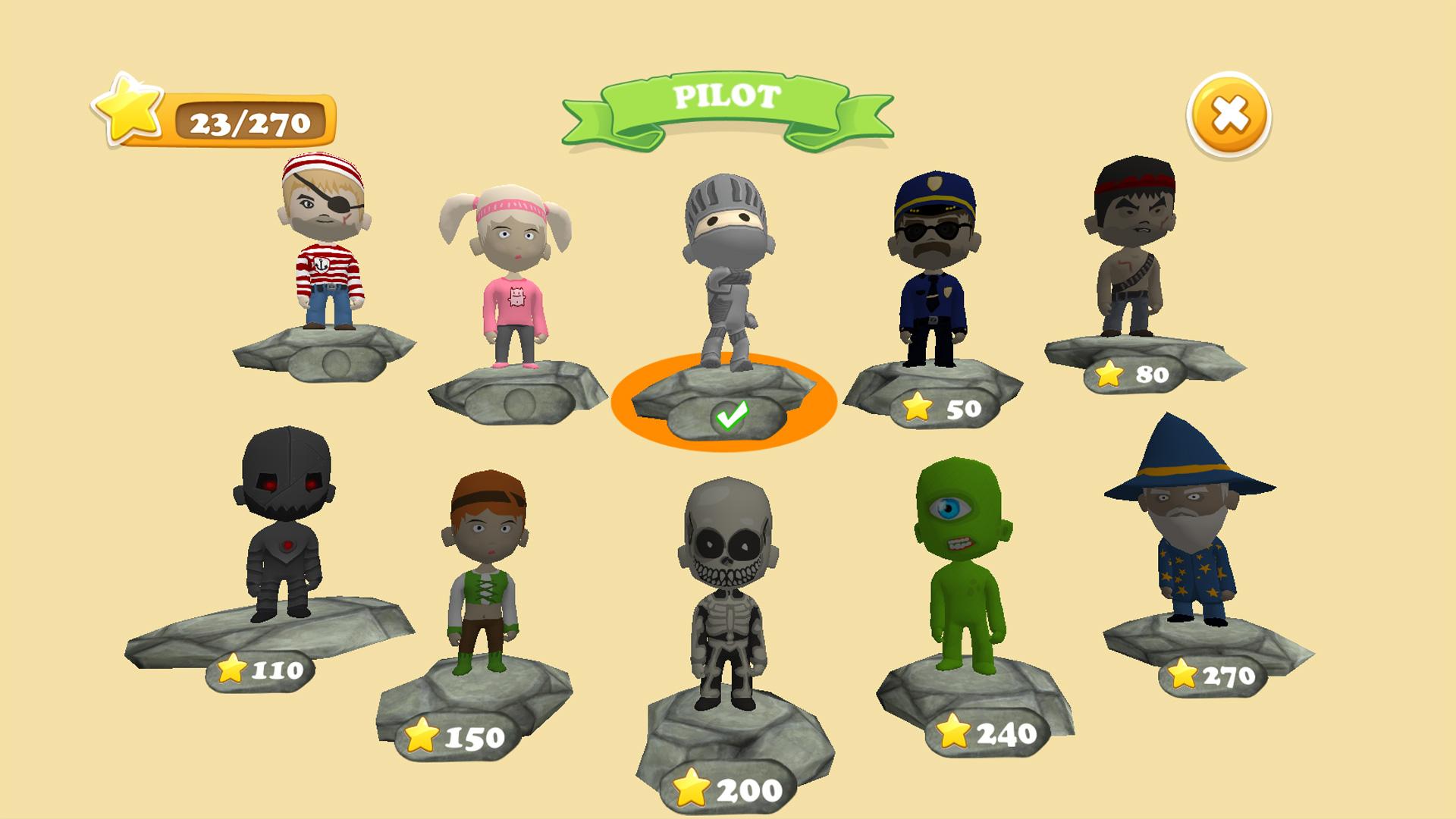 Скриншот №4 к Pirate Flight VR