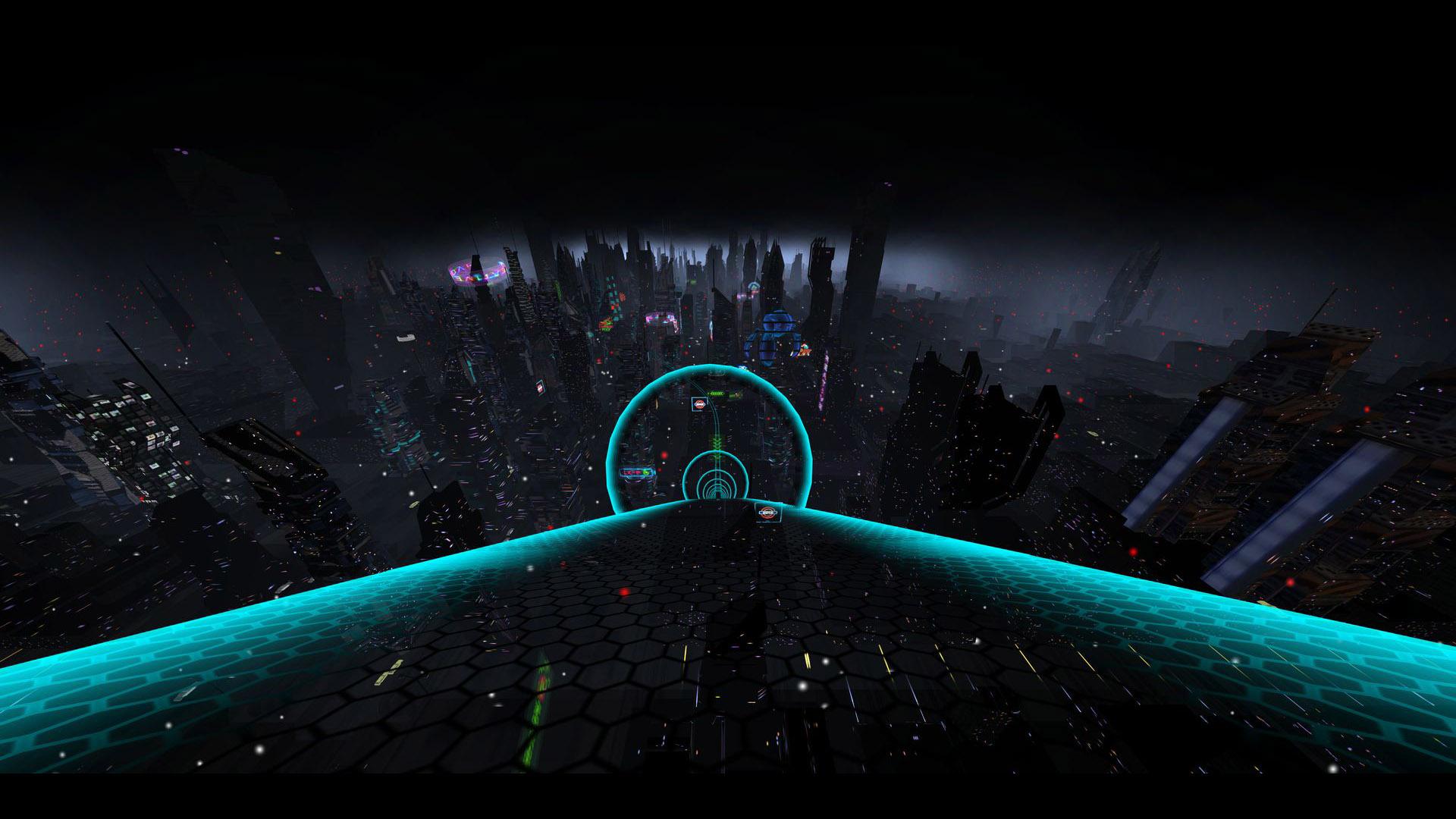 Скриншот №5 к Darkness Rollercoaster - Temple of Speed