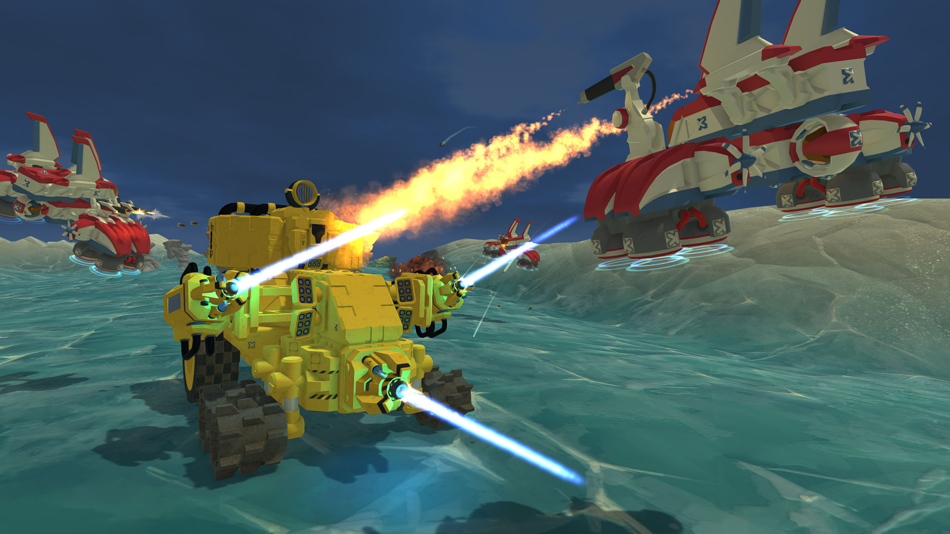 Terratech On Ps4 Official Playstation Store Uk