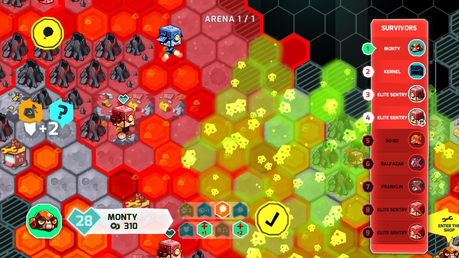 Insane Robots скриншот 1