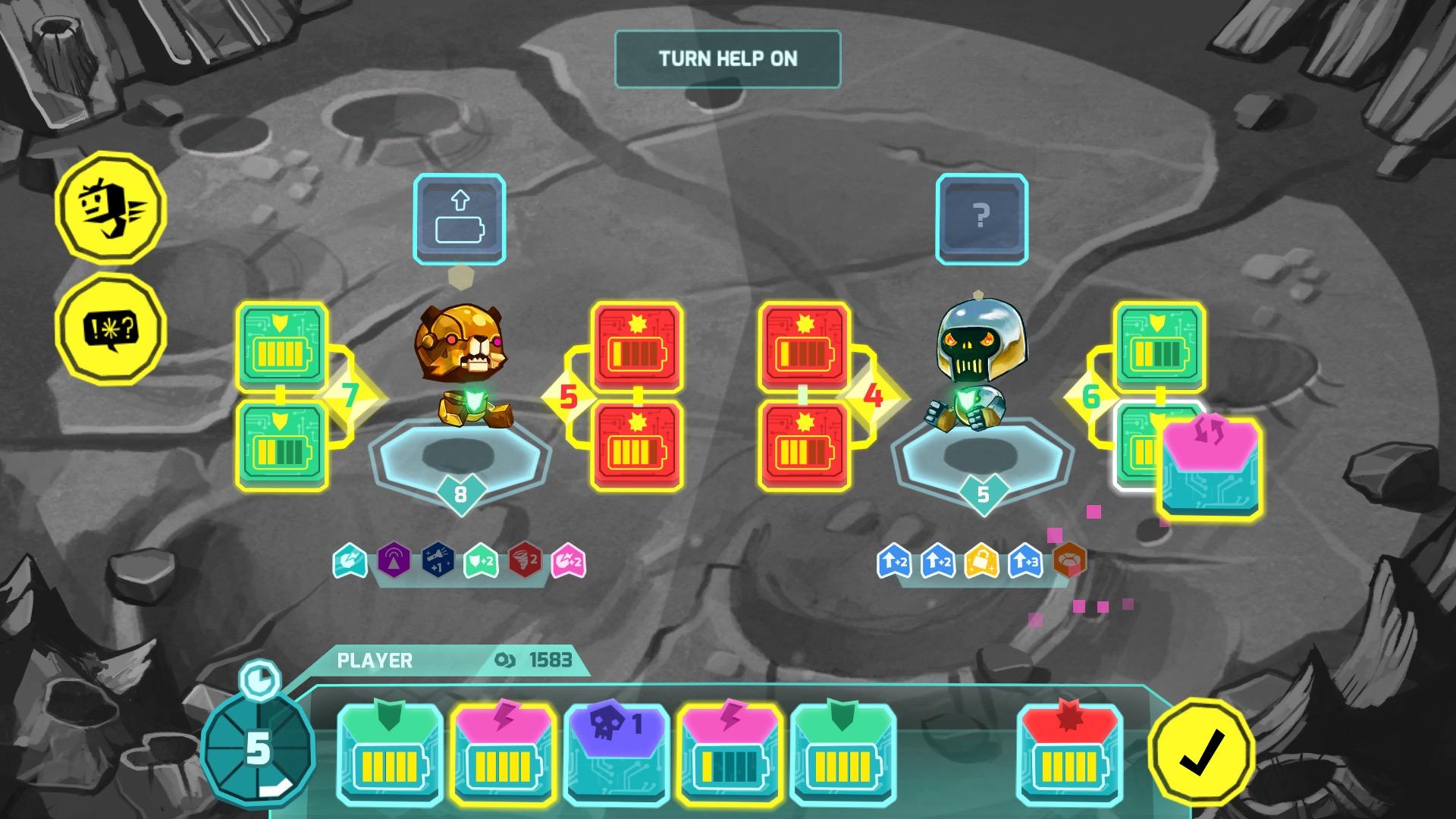Insane Robots скриншот 2