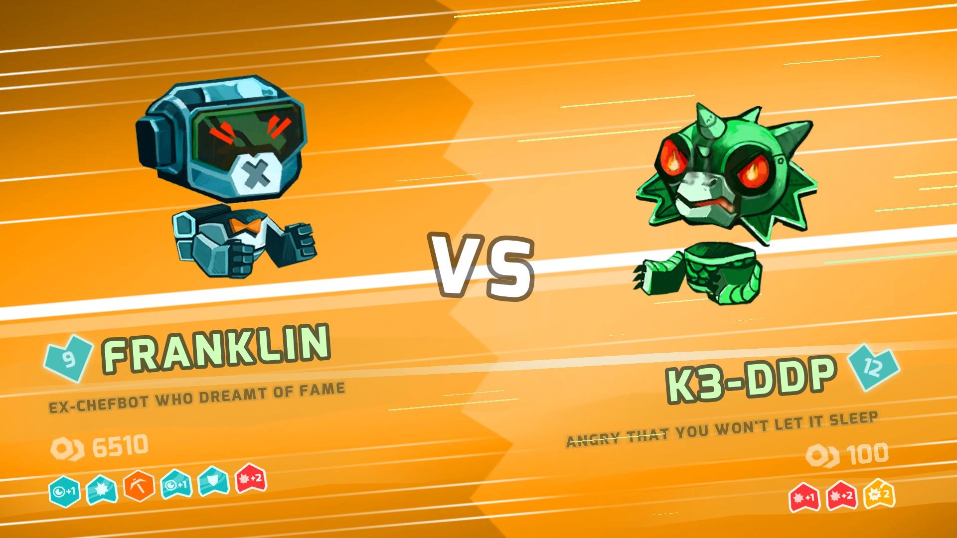Insane Robots скриншот 5