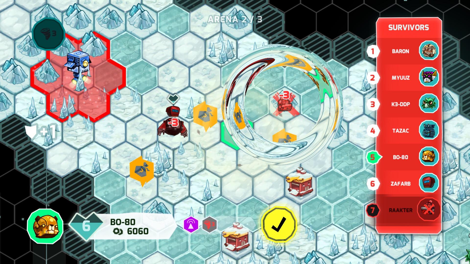 Insane Robots скриншот 3