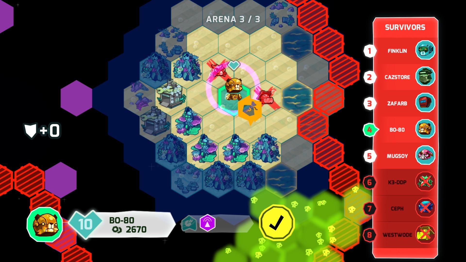 Insane Robots скриншот 4