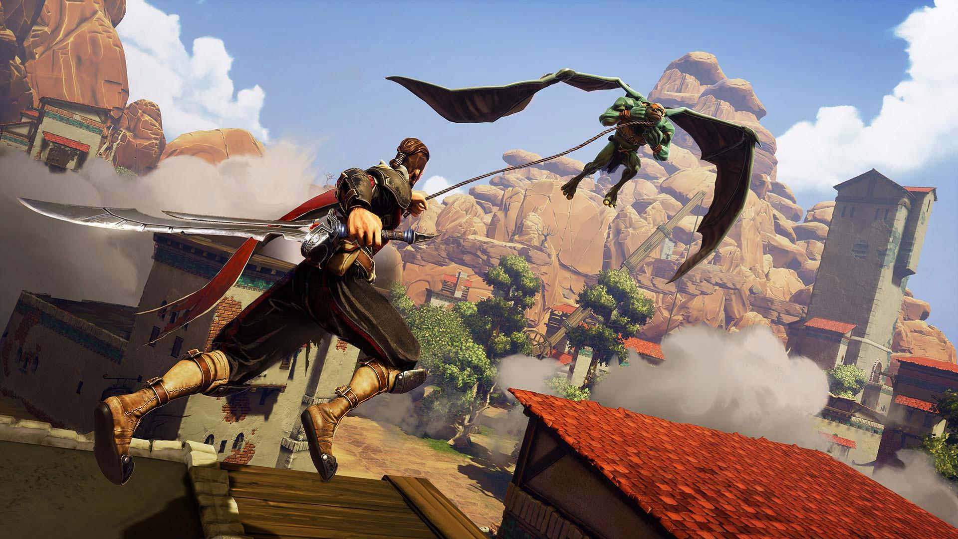 Скриншот №4 к Extinction Deluxe Edition