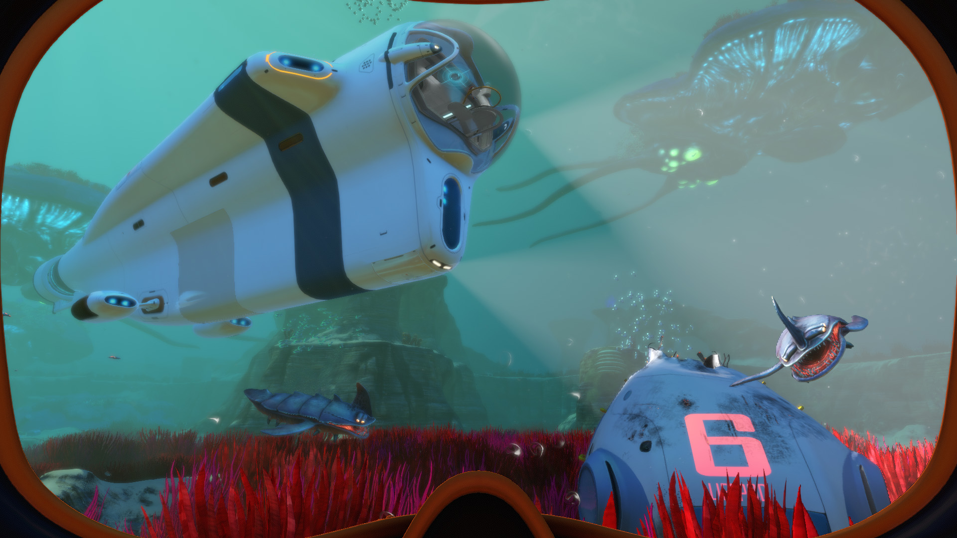 Скриншот №2 к Subnautica PS4 and PS5