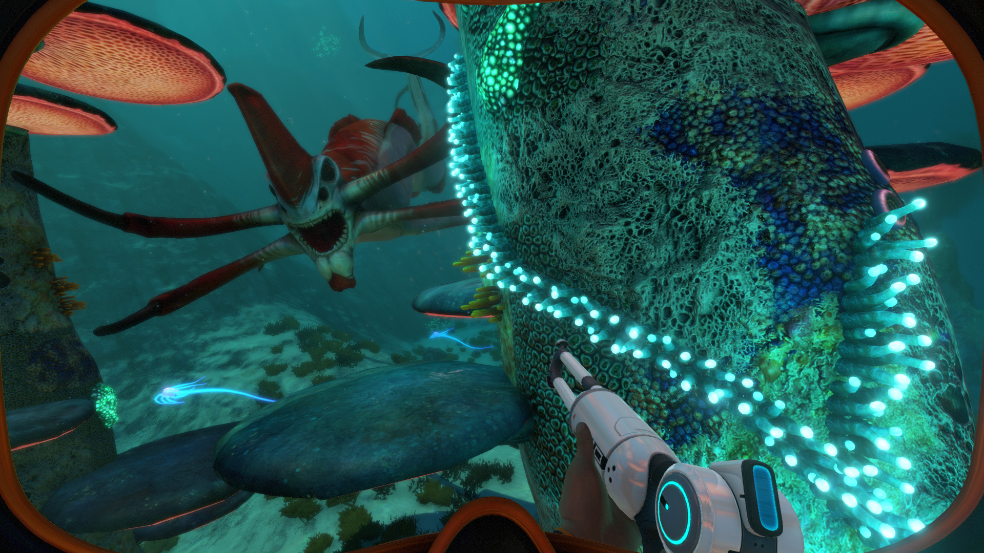 Скриншот №4 к Subnautica PS4 and PS5