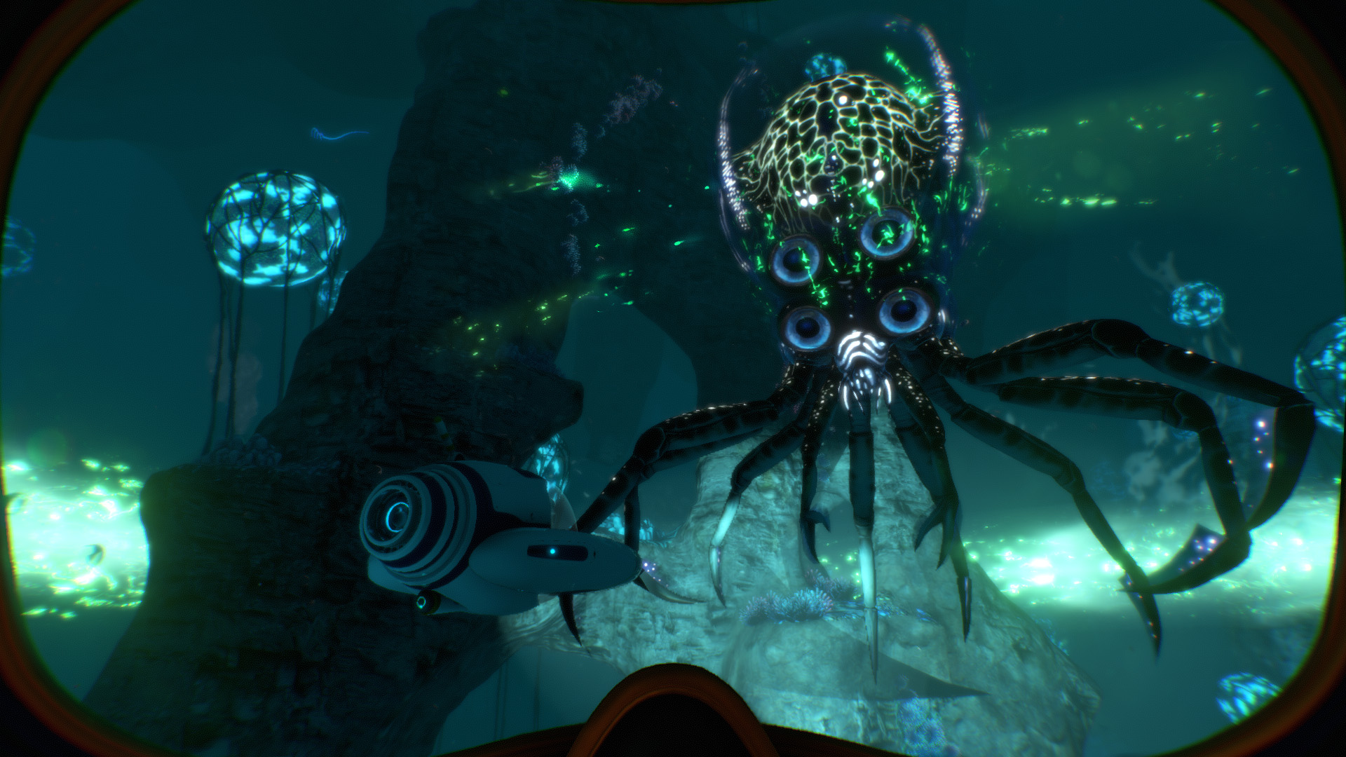 Скриншот №7 к Subnautica PS4 and PS5