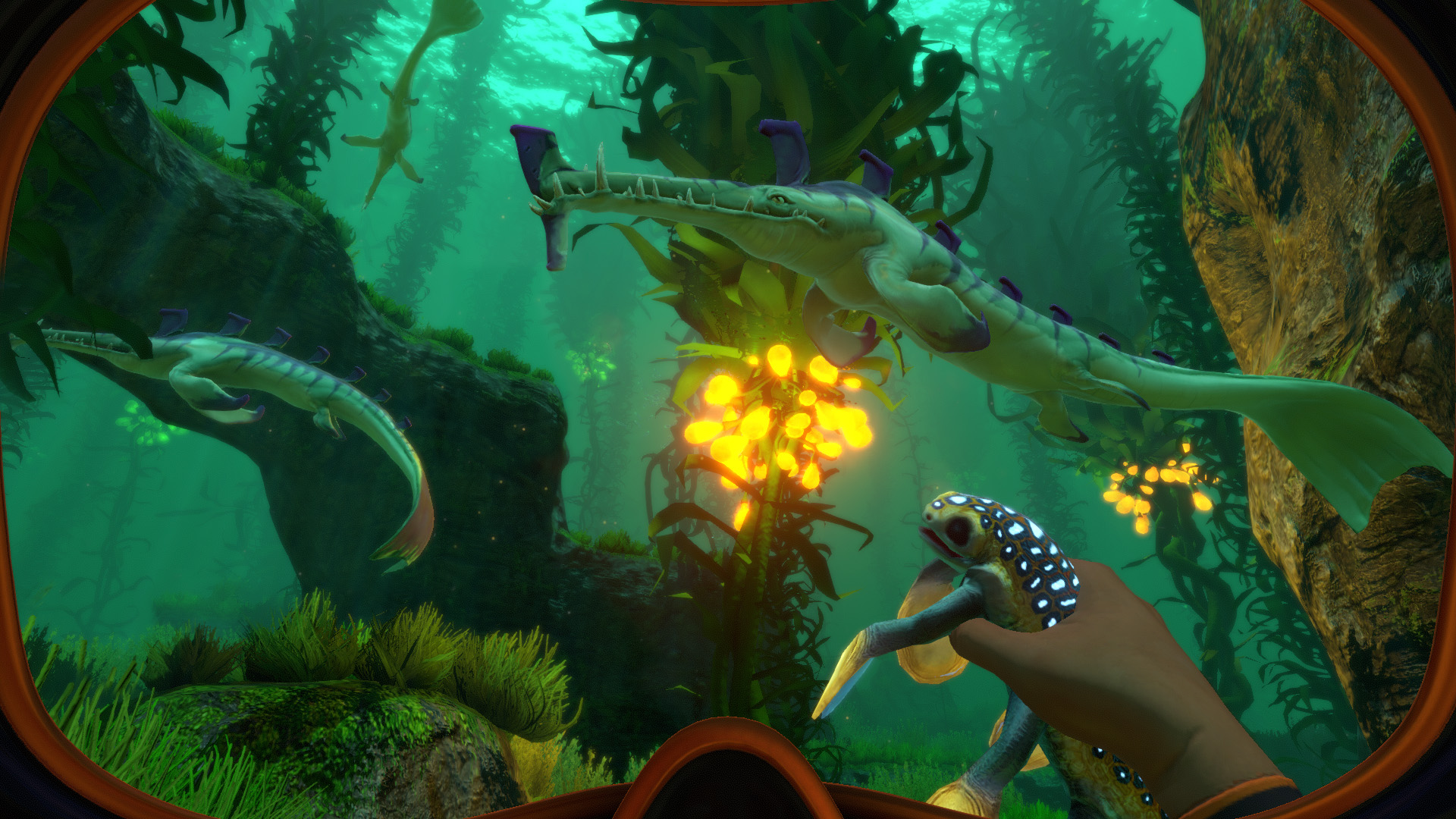 Скриншот №1 к Subnautica PS4 and PS5