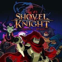 Shovel Knight : Specter of Torment