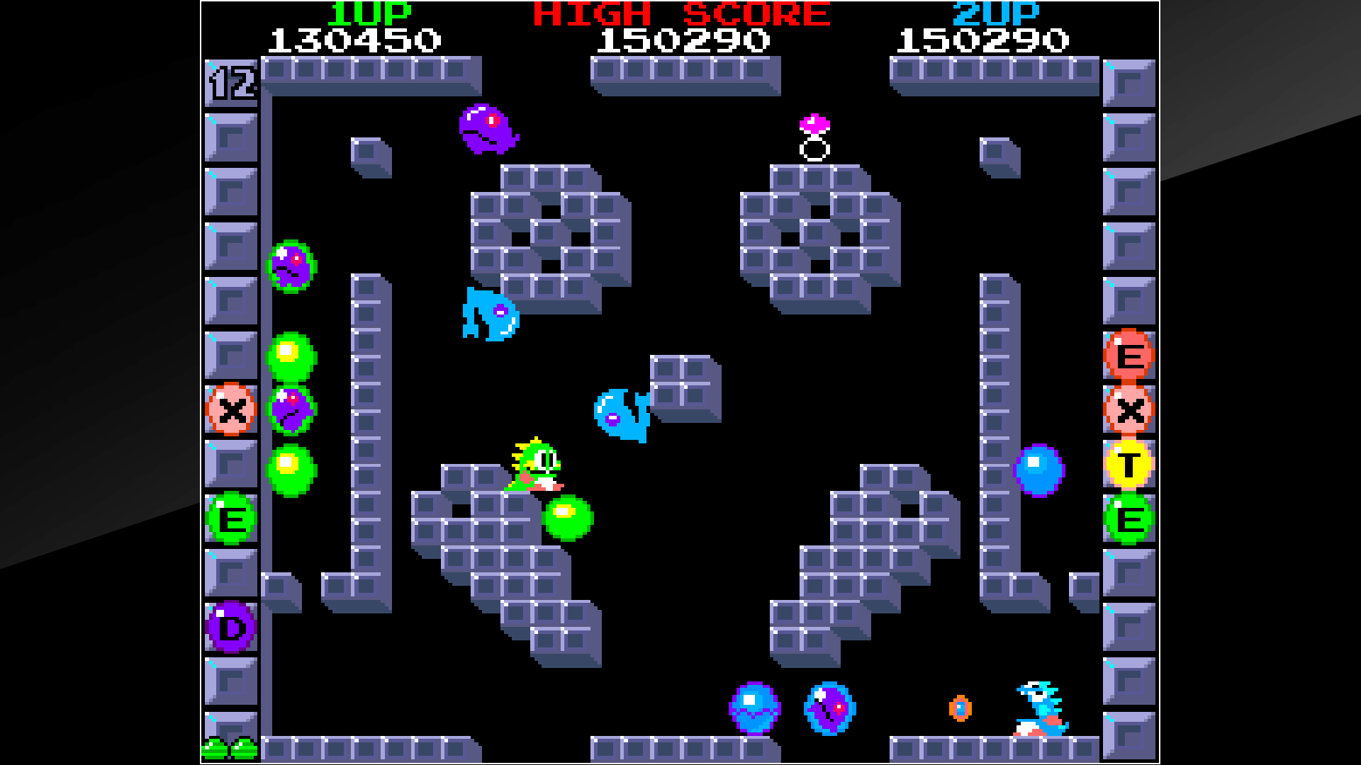 Games Released With Ps4 : Arcade archives bubble bobble on ps official