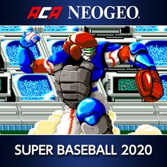 ACA NEOGEO SUPER BASEBALL 2020