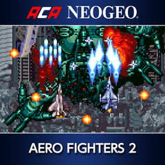 ACA NEOGEO AERO FIGHTERS 2