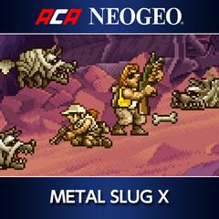 ACA NEOGEO METAL SLUG X
