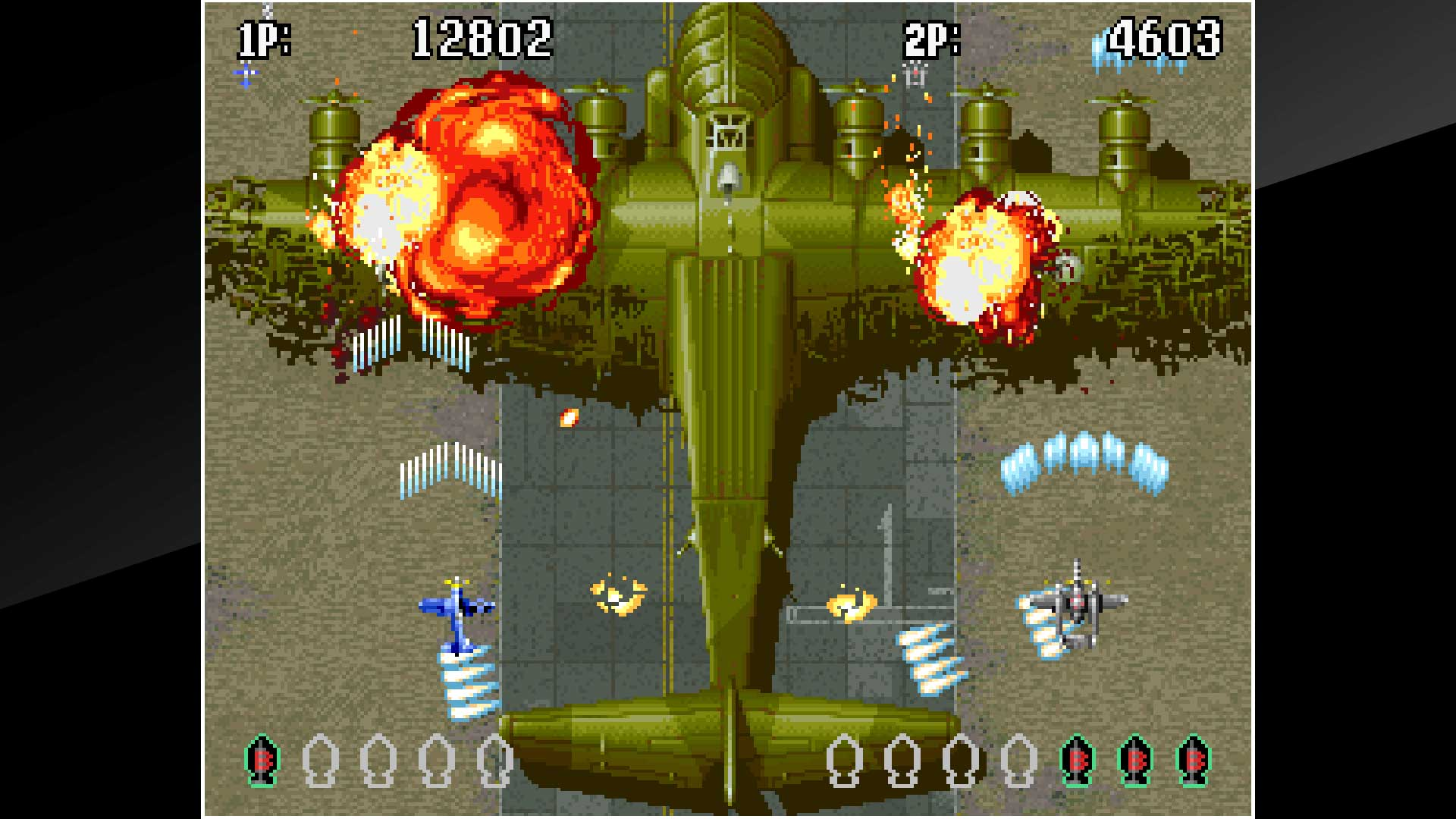 ACA NEOGEO AERO FIGHTERS 3 скриншот 3