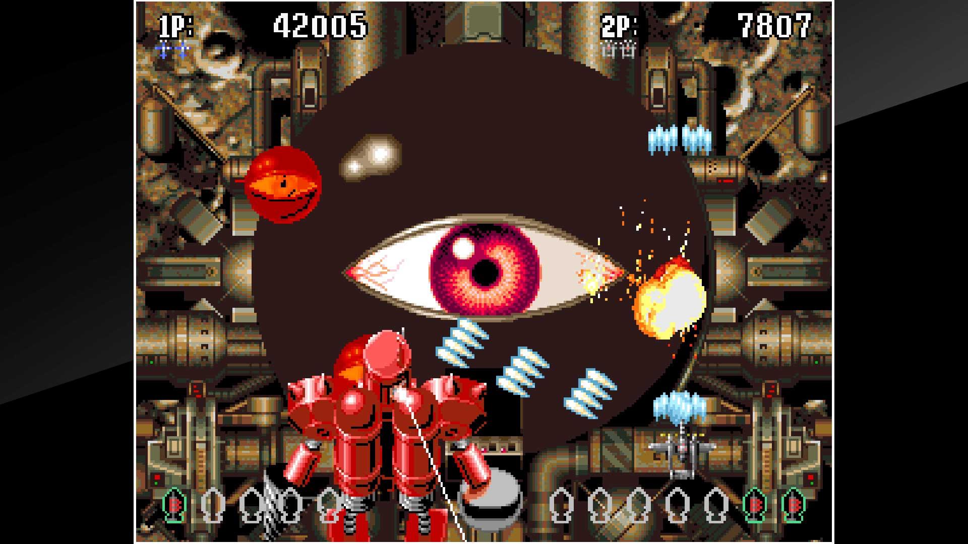 ACA NEOGEO AERO FIGHTERS 3 скриншот 4