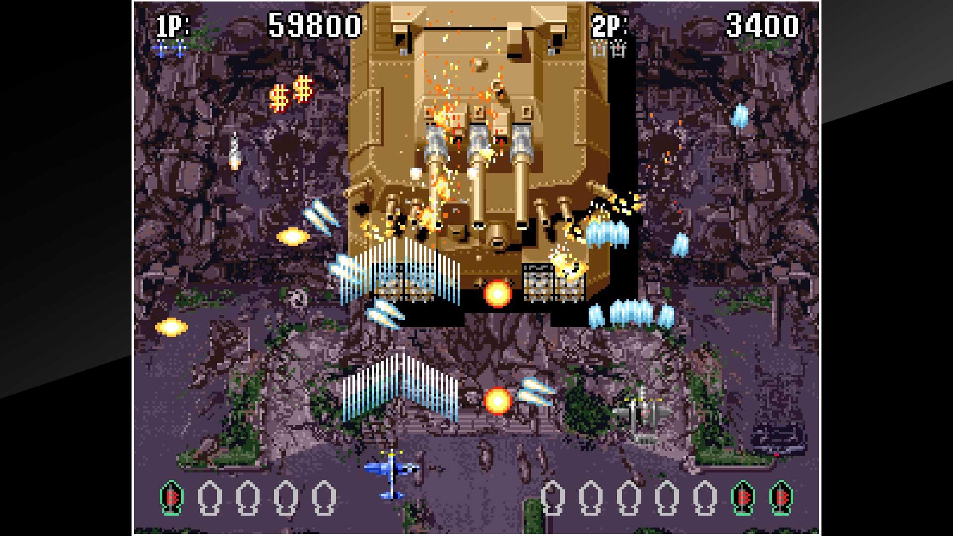 ACA NEOGEO AERO FIGHTERS 3 скриншот 6
