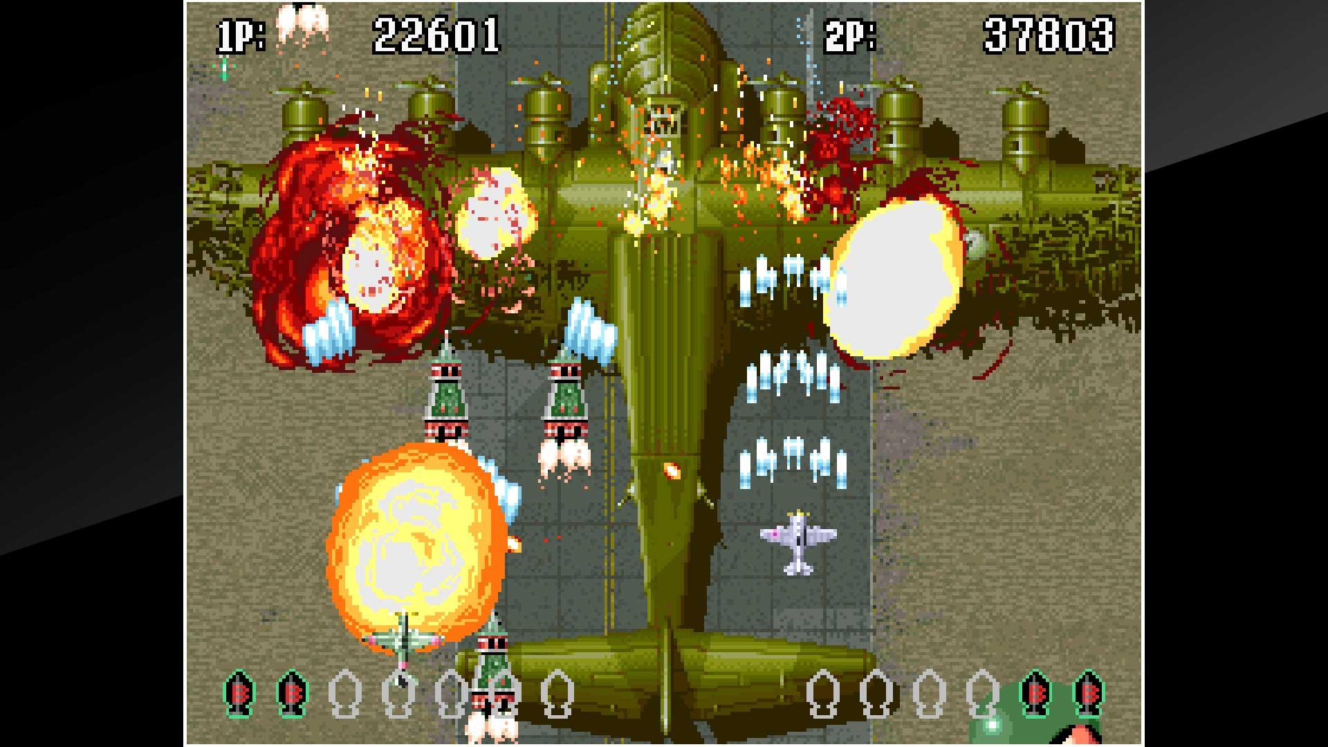 ACA NEOGEO AERO FIGHTERS 3 скриншот 10