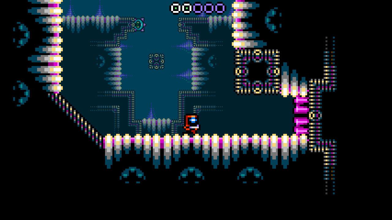 Скриншот №9 к Xeodrifter