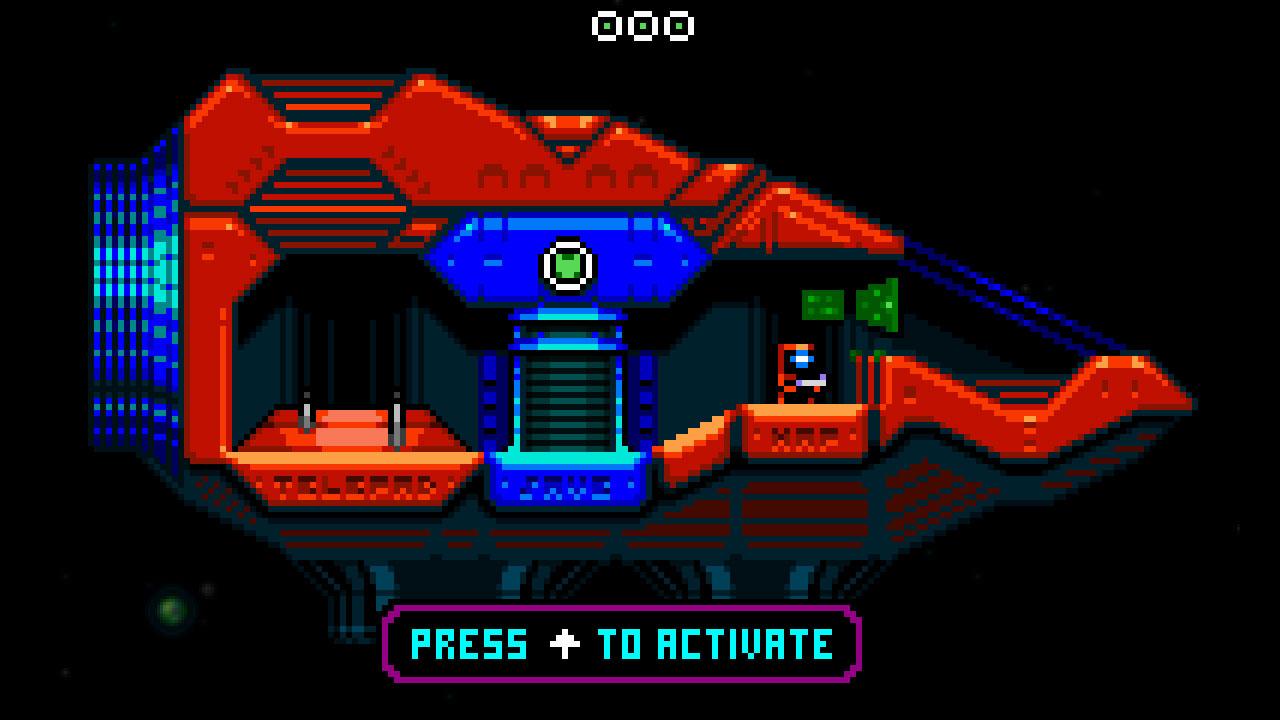 Скриншот №2 к Xeodrifter