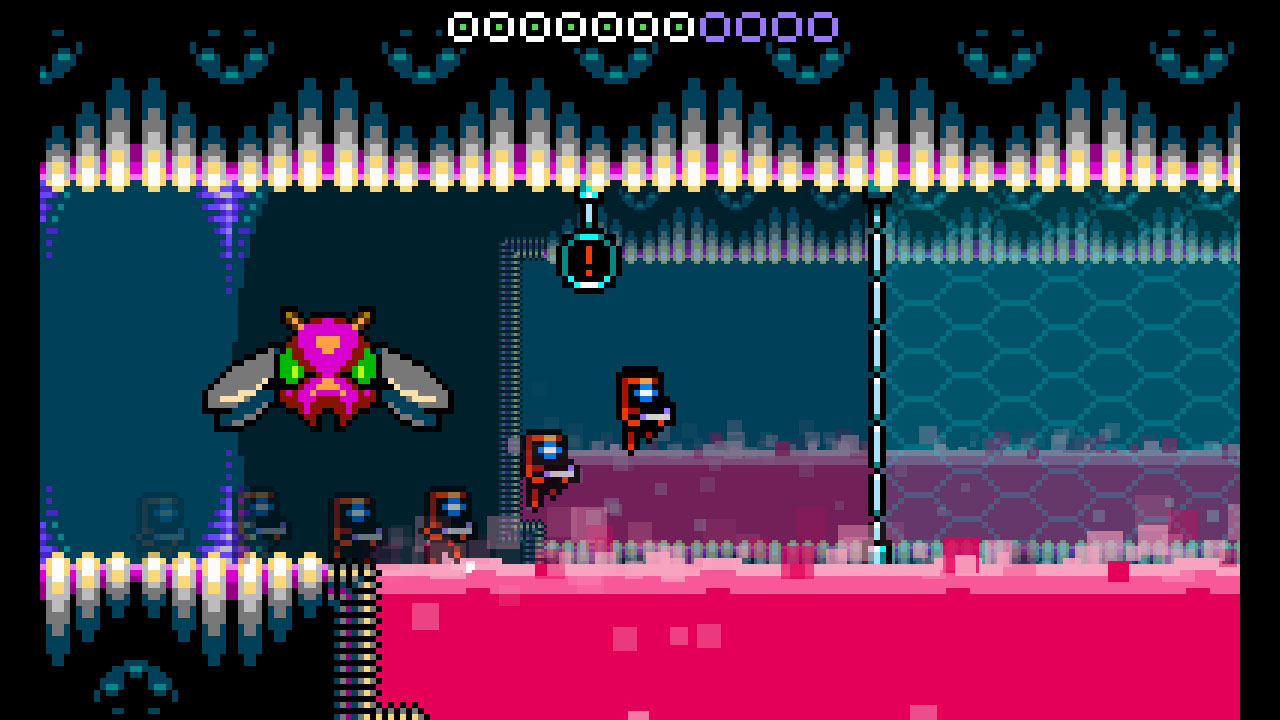 Скриншот №7 к Xeodrifter