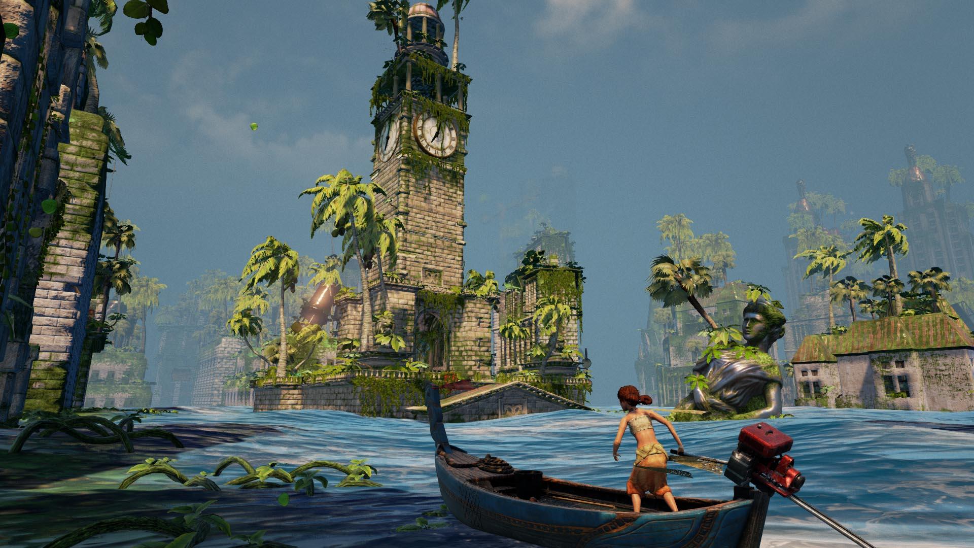 Скриншот №1 к Град погружённый