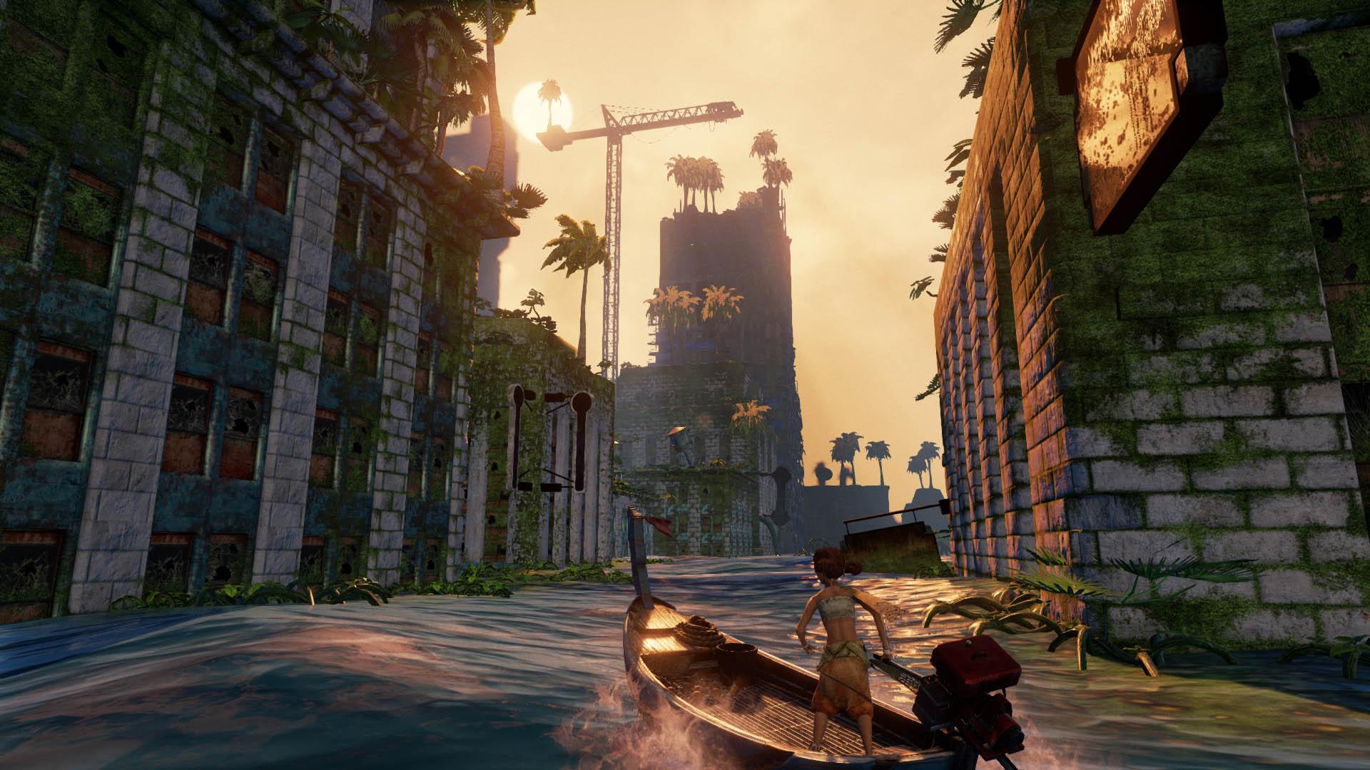 Скриншот №3 к Град погружённый