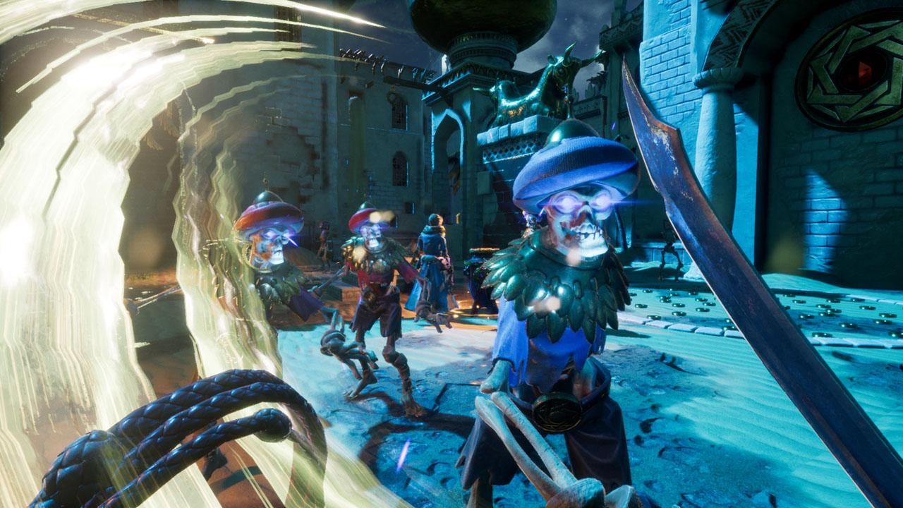 Скриншот №2 к Медный город