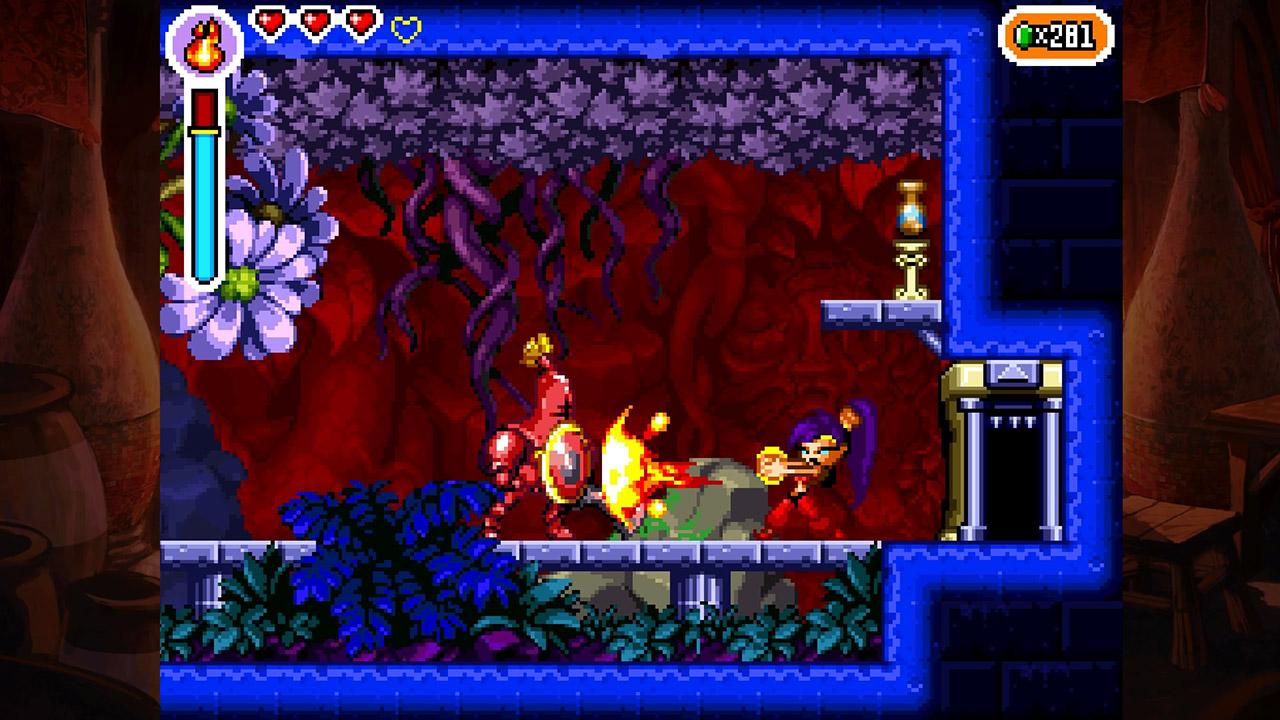 Скриншот №5 к Shantae Riskys Revenge - Directors Cut