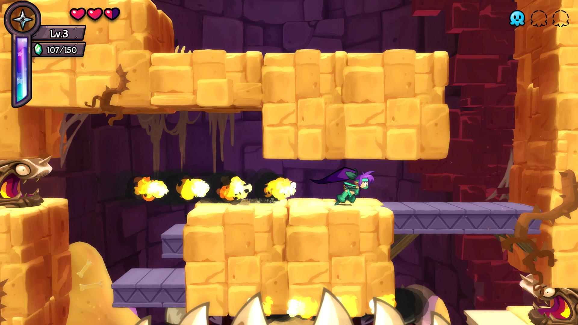 Скриншот №3 к Shantae Costume Pack