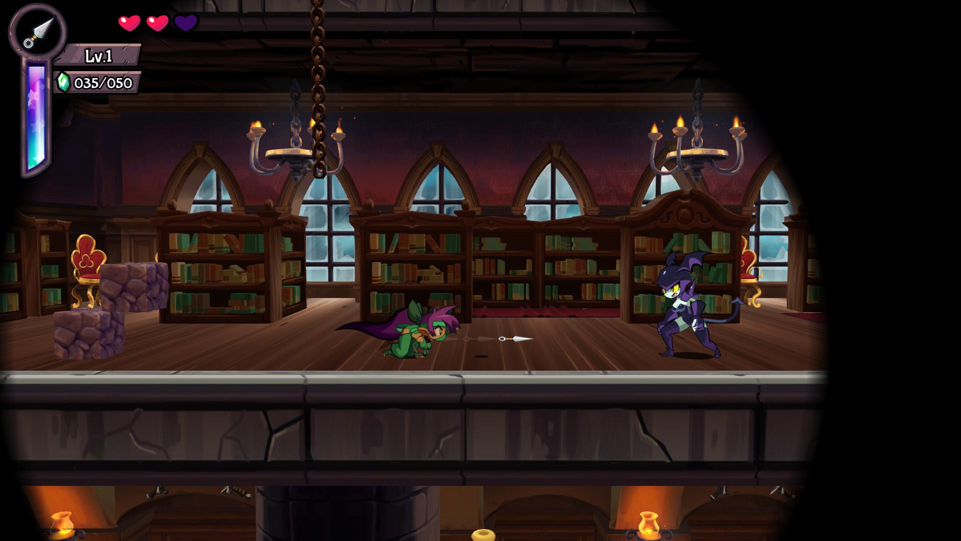 Скриншот №4 к Shantae Costume Pack
