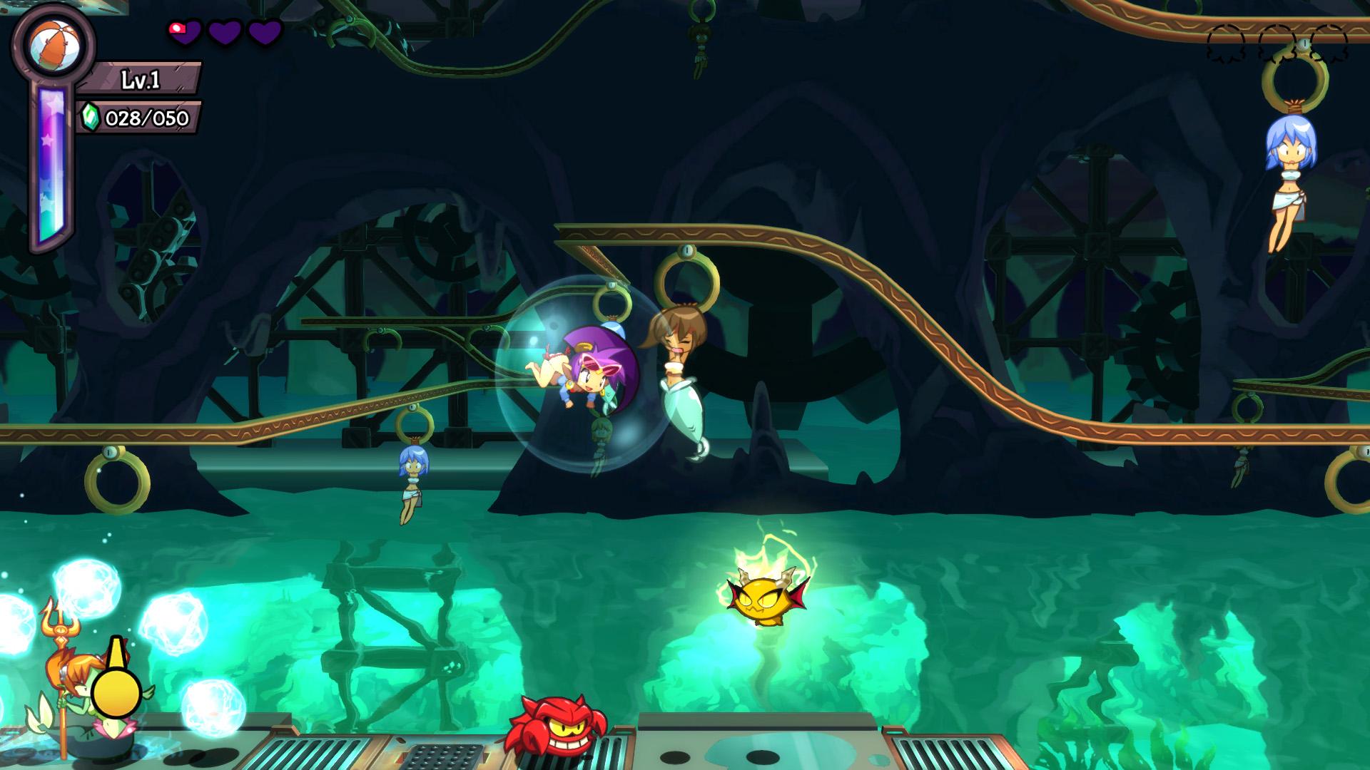 Скриншот №7 к Shantae Costume Pack